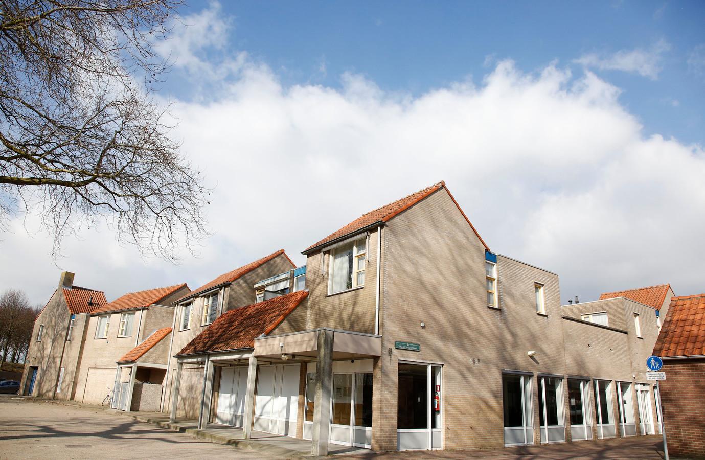 Het huidige pand aan het 's-Gravenhofplein gaat tegen de vlakte.