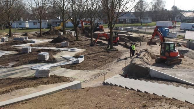 Minigolf moet klaar zijn tegen 1 april, skatepark wellicht iets later