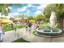 Voedselpretpark in Ede: Nog veel hordes te nemen