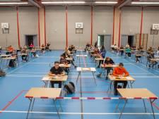 Leerlingen Maaswaal College een derde van tijd naar school