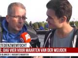 Arts van Maarten: Traantje na passeren van 163 kilometer