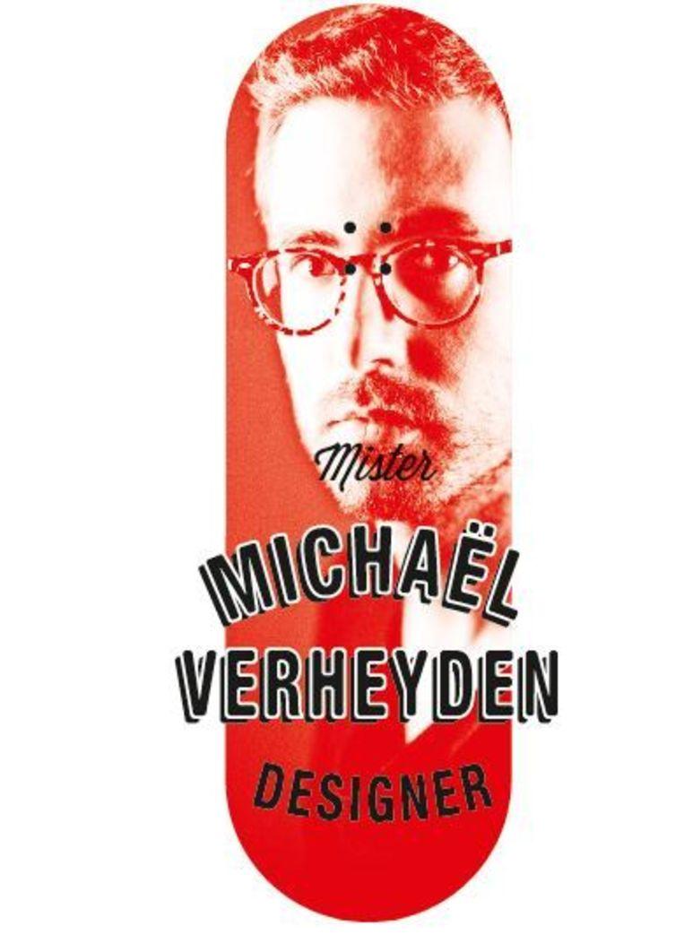 Michaël Verheyden. Beeld DM