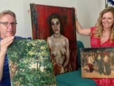 Laatste kunstwerken van spectaculaire kunstroof Almelo nu ook terug