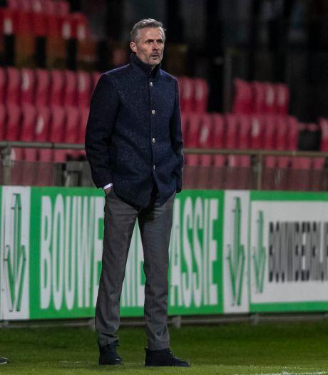 Zij voetbalden of coachten nooit in een vol stadion: 'Ik mis de chemie van de Vetkampstraat'