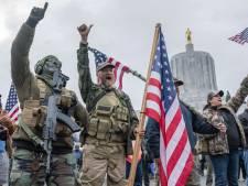 Extreemrechts in de VS groeit: 'We moeten voorbereid zijn op de ergste scenario's'