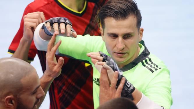 """Bram Meyers met Rode Duivels tegen Italië en Finland: """"Hopelijk moeten we niet te veel rekenen"""""""