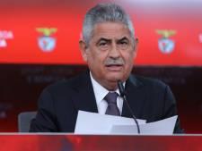 Le président de Benfica, en garde à vue, quitte provisoirement ses fonctions