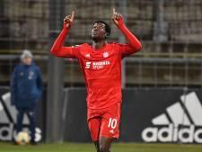 Kwasi Wriedt krijgt rood bij Bayern II