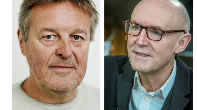 HET DEBAT. Na het verplichte pensioen van Michel Wuyts en Frank Raes, moet iedereen zelf kunnen kiezen om door te werken?