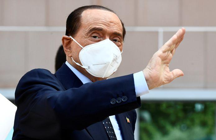 Silvio Berlusconi en septembre 2020.