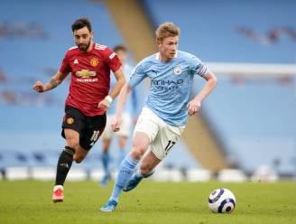 Manchester City onderhandelt voort met De Bruyne over contract van meer dan 18 miljoen