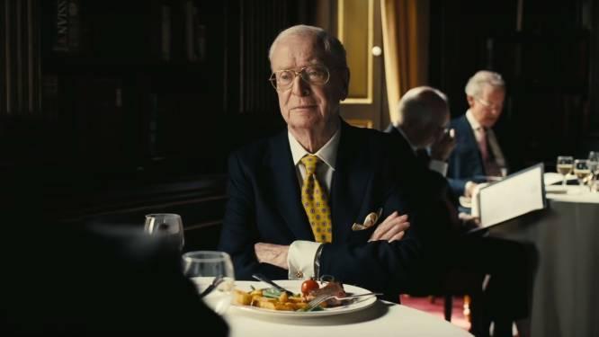 Britse acteur Michael Caine (88) stopt dan toch niet met acteren