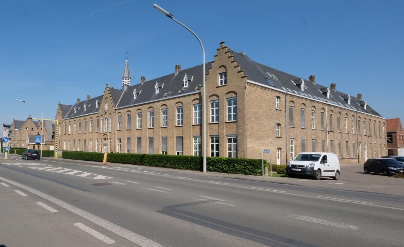 In Huize Sint-Jozef raakten twintig mensen besmet met het virus.
