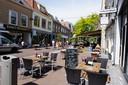 Rijnstraat in Woerden