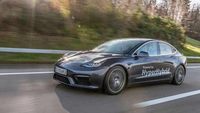 De Tesla Hyper Hybrid moet in 2025 productieklaar zijn.