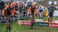 Een perfecte hoeveelheid modder op Cyclocross Otegem