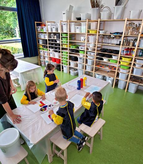 KunstKnaller van Kindcentrum De Ontdekking in Oosterhout weer open na verwoestende brand