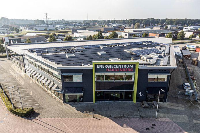 DGB houdt kantoor in Energiecentrum Hardenberg dat tot nu toe geen nadere verklaring wil geven over de ontwikkelingen rond het concern.