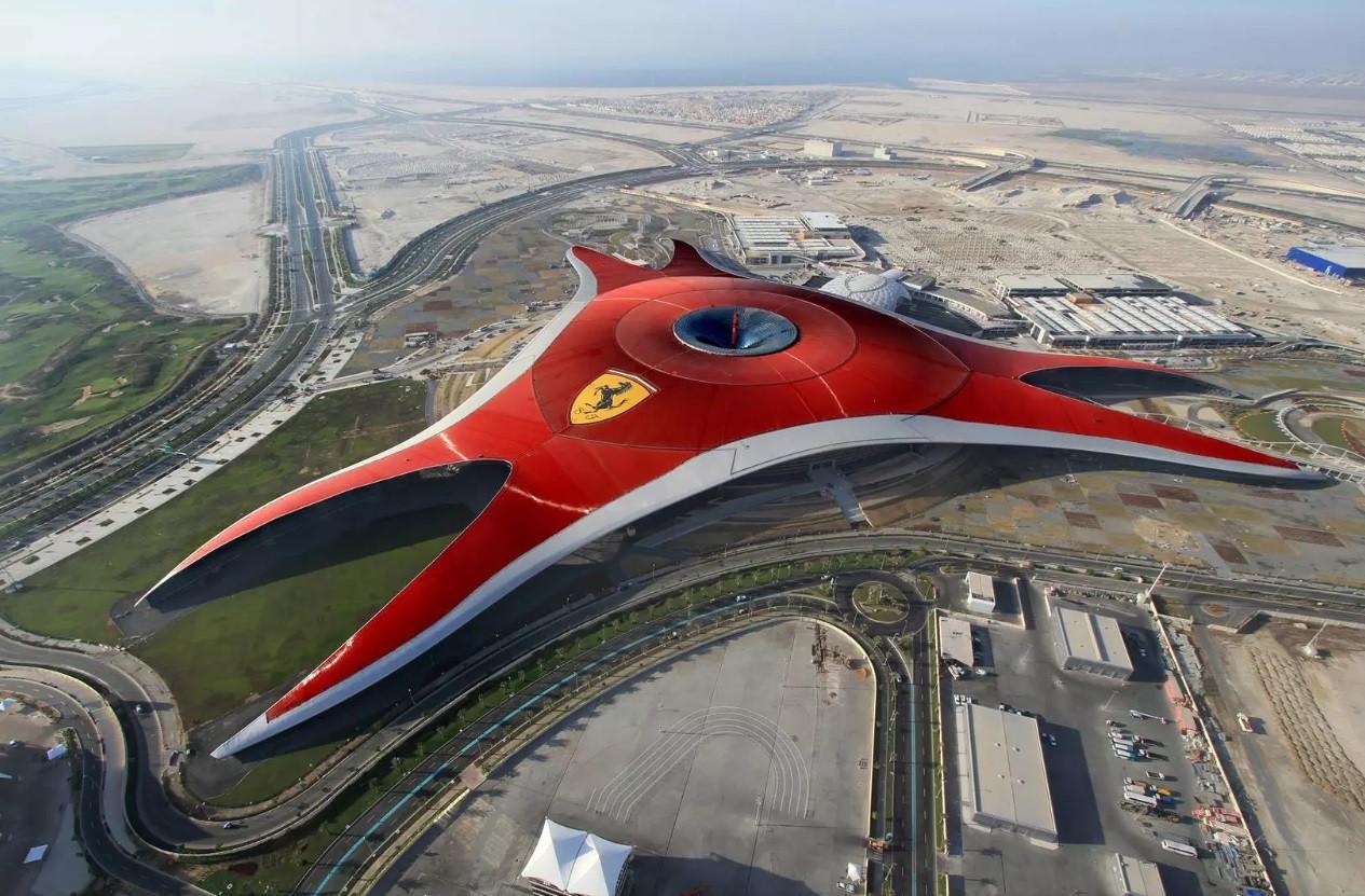 Ferrari World.