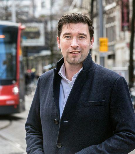 Robert van Asten wederom gekozen als lijsttrekker van D66 Den Haag: 'Tijd voor duidelijke keuzes'