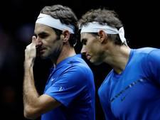 Roger en Rafa: 'We zullen altijd rivalen blijven'