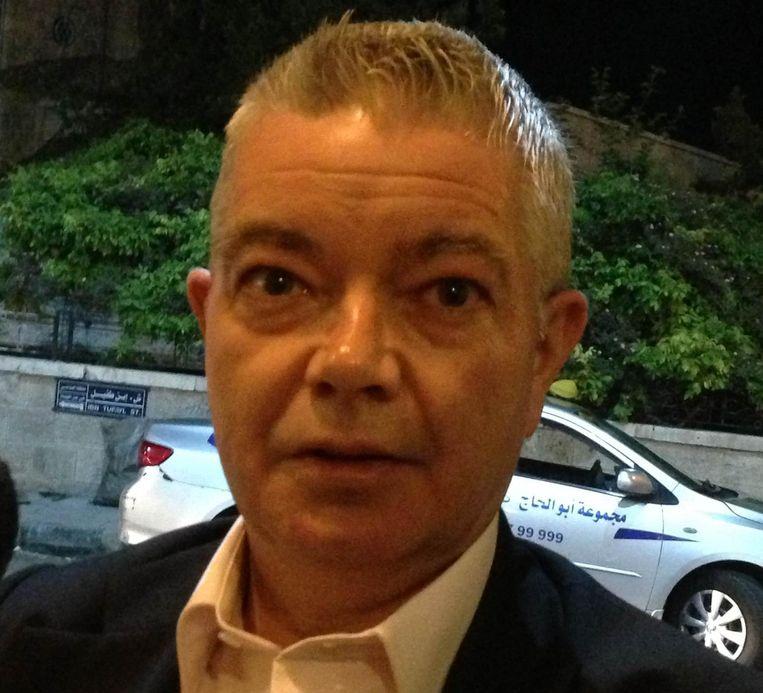 Martin Janssen is arabist en woont in de Jordaanse hoofdstad Amman. Beeld