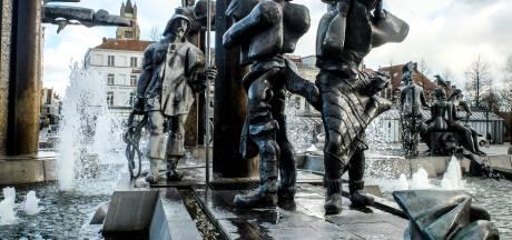 Celstraffen tot 4,5 jaar voor metaaldieven die beeldengroepen van 't Zand stalen, kunstenares krijgt amper 20.000 euro schadevergoeding in plaats van het gevraagde miljoen