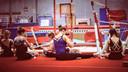 De sportclub Sta Paraat in Hasselt telt jaarlijks 750 tot 800 leden, maar door de gouden medaille van Nina Derwael is er daar nu ook extra interesse.