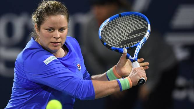 Kim Clijsters kan beginnen plannen: naar Dubai of Amerika?
