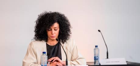 Sihame El Kaouakibi suspendue six mois par l'Open VLD