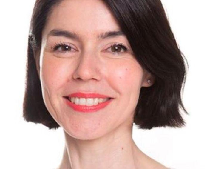 Valérie Glatigny, ministre de l'Enseignement supérieur, de la Promotion de Bruxelles et du Sport (MR).