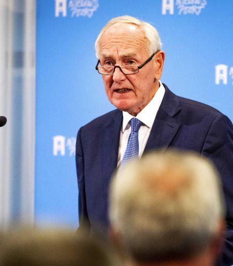 Johan Remkes heeft beste papieren om interim-burgemeester te worden van Den Haag