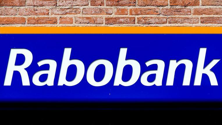 Filiaal van de Rabobank in Gouda. Beeld Koen van Weel/ANP