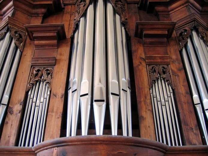 Foto ter illustratie. Dit is niet het orgel uit het artikel.