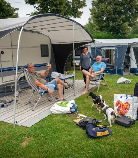 Betuwse campings verkopen nee: 'Zelfs onze wachtlijst zit al vol'