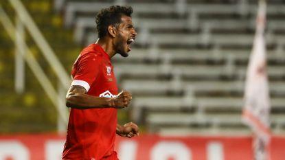 Faris Haroun verlengde zijn contract bij Antwerp FC. Waarom zou hij ook weggaan?