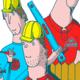 Veel zzp'ers profiteren van opleving bouw