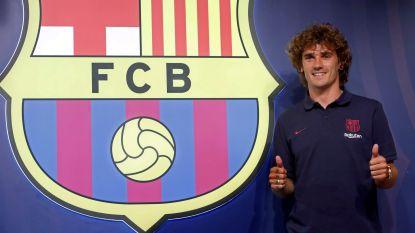 """Griezmann arriveert in Barcelona: """"Wil alles winnen met deze club"""""""