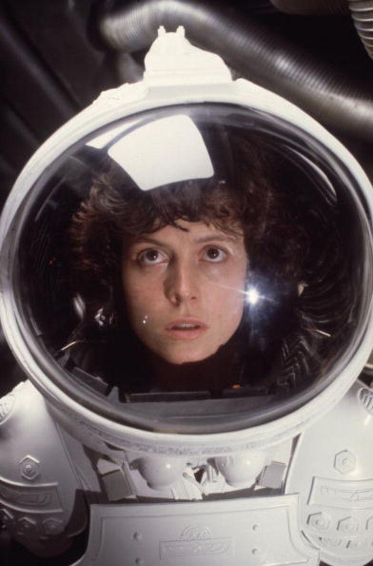 Ripley in Alien is ook een favoriet van de mannen. Beeld UNKNOWN