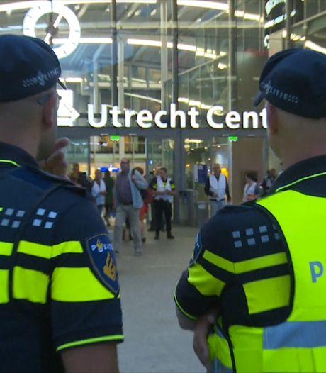 Gewonde bij steekpartij bij station Utrecht CS, drie verdachten aangehouden