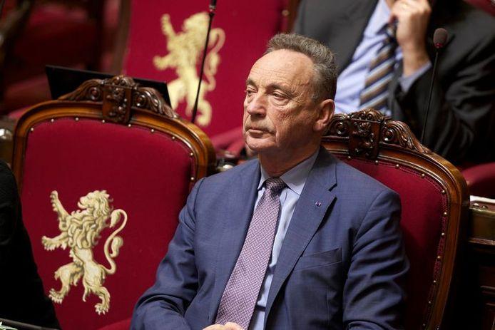 Francis Delpérée is de enige ex-volksvertegenwoordiger die zijn uittredingsvergoeding niet opeiste.