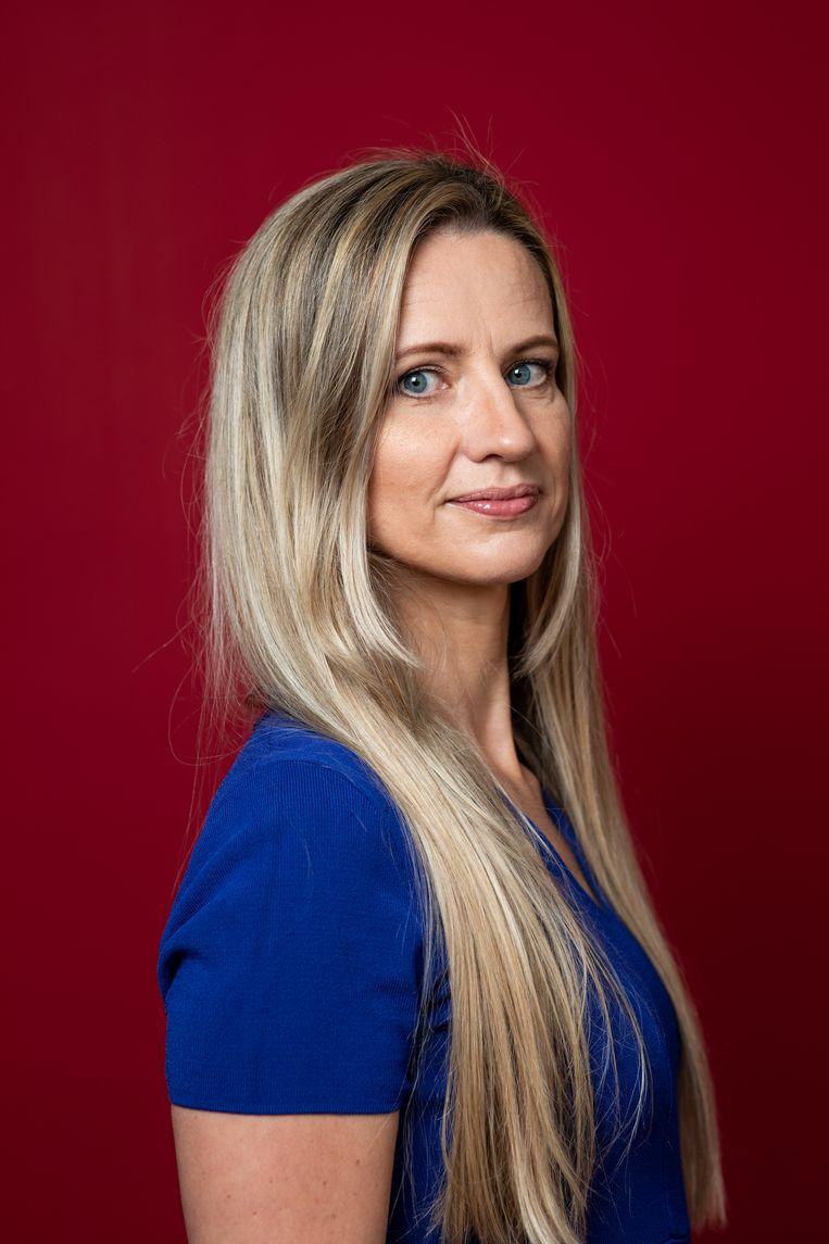 Ania Soporek: 'Mijn eerste Tikkie vond ik wel schokkend.' Beeld Nosh Neneh