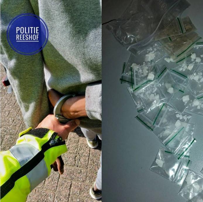instagram massagesalon drugs in de buurt Tilburg