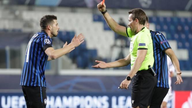 Terecht? Atalanta-Real al na kwartier onthoofd met strenge rode kaart voor Freuler