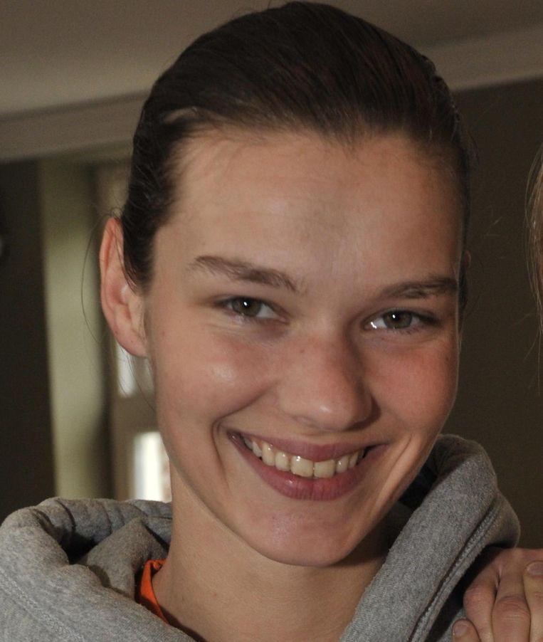 Oud-student Amber De Wispeleir deed in 2011 mee aan Mijn Restaurant.