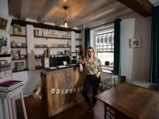 De 'Goeikamer' van Eva's ouderlijk huis fungeert nu als dagbesteding