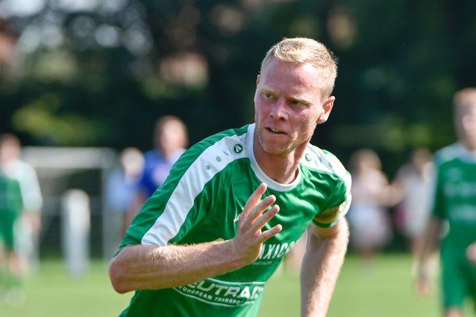 Yentl Tanghe is bezig aan zijn tweede periode in het shirt van Dosko Beveren.