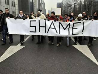 Politieke reacties op SHAME-betoging
