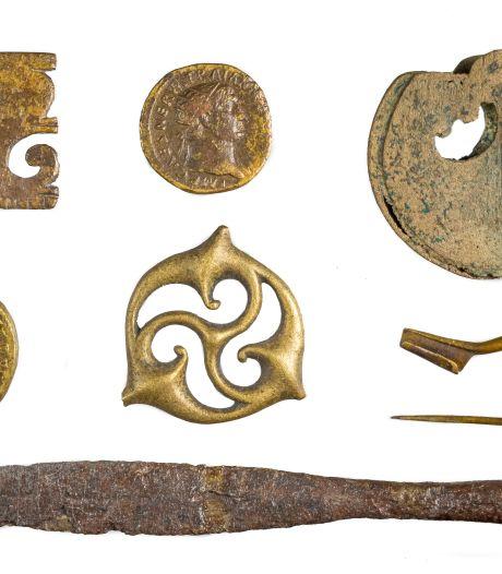 Wil vond jarenlang Romeinse schatten uit Duiven en schreef er een boek over
