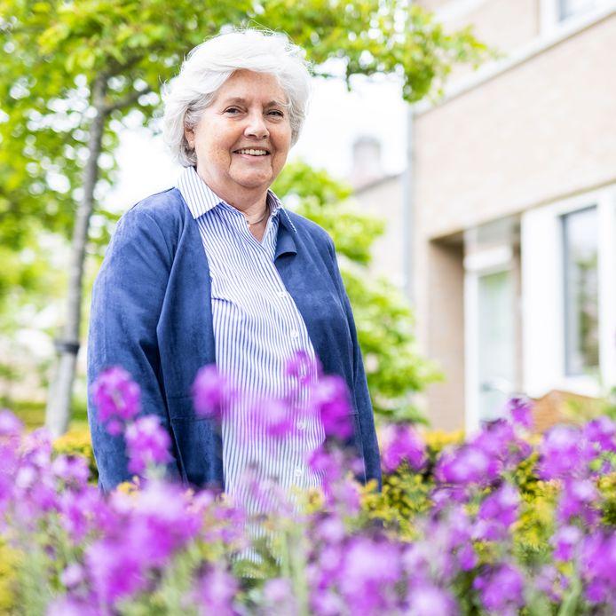 Treesje Ogier (79) vindt het na 30 jaar huwelijken sluiten in Oisterwijk mooi genoeg geweest.